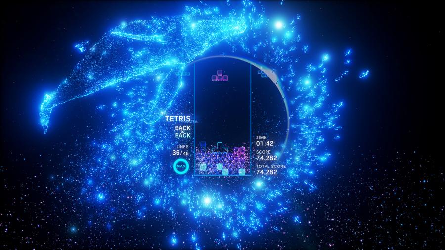 Tetris Effect Review - Screenshot 3 of 3