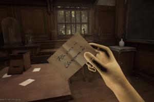 Déraciné Screenshot