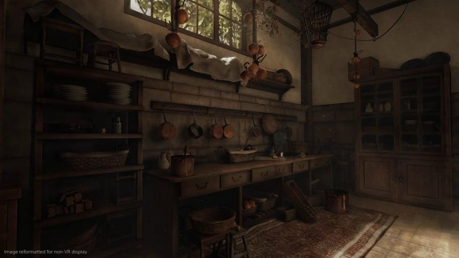 Déraciné Review - Screenshot 2 of 3