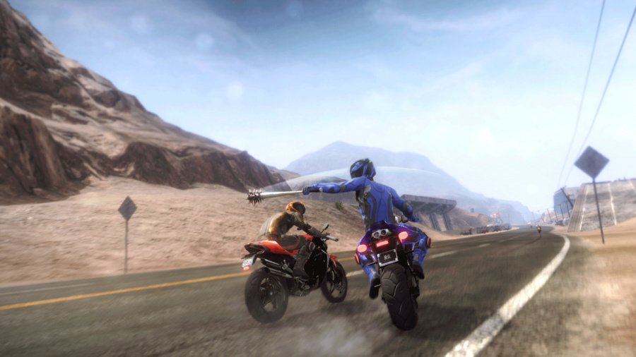 Road Redemption Review - Screenshot 4 of 4