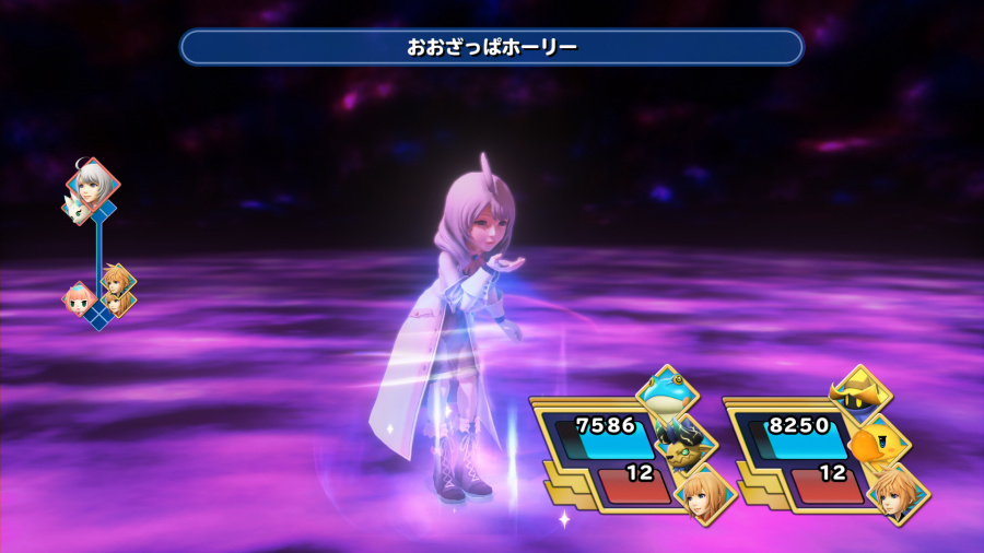 World of Final Fantasy Maxima Review - Screenshot 1 of 3
