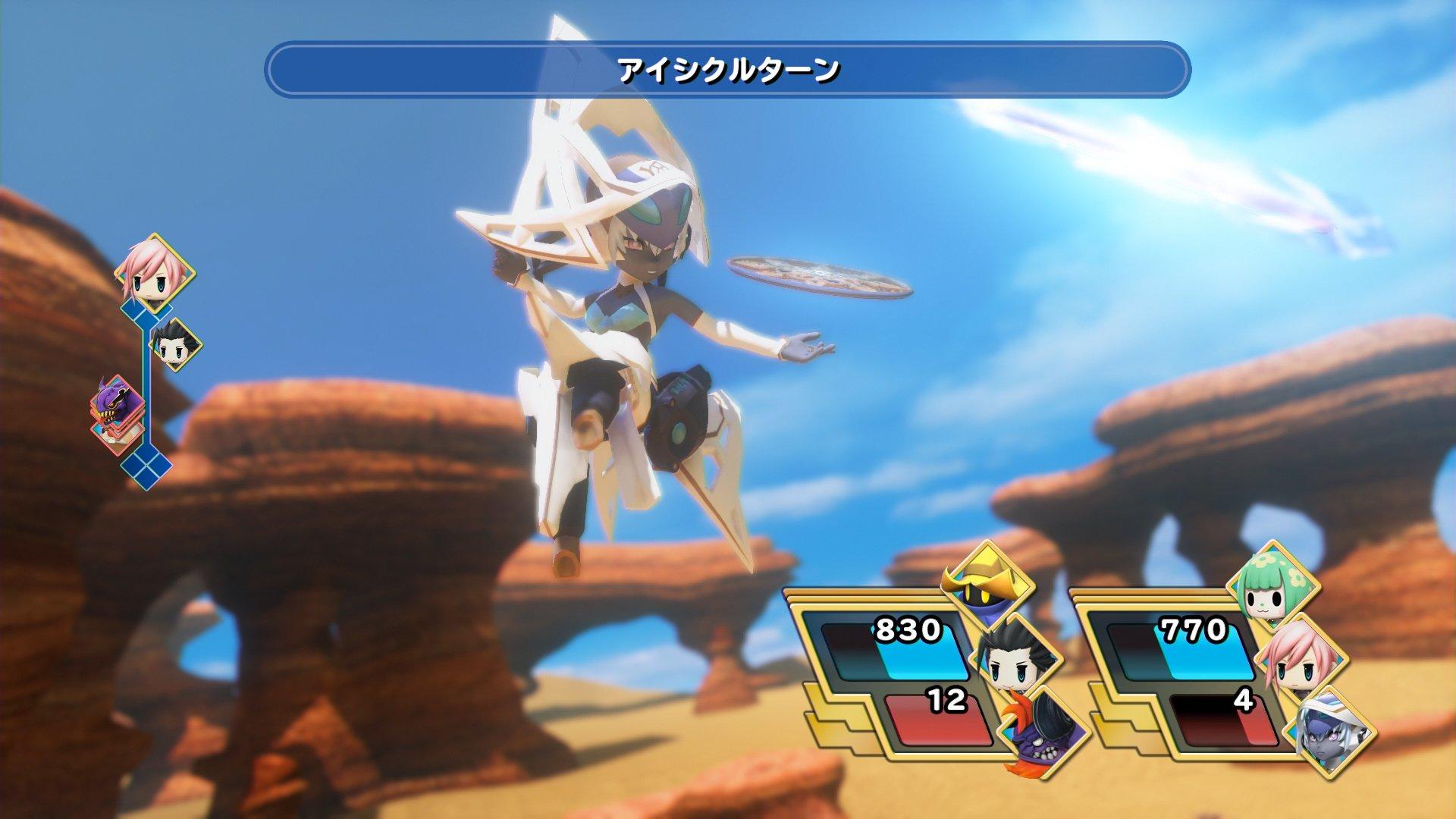 World of Final Fantasy Maxima Review (PS4) | Push Square