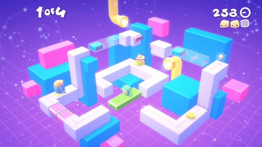 Melbits World Review - Screenshot 1 of 2