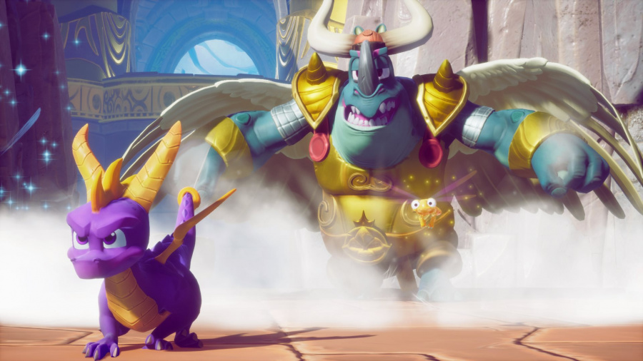 Spyro: Reignited Trilogy Review - Screenshot 1 of 3