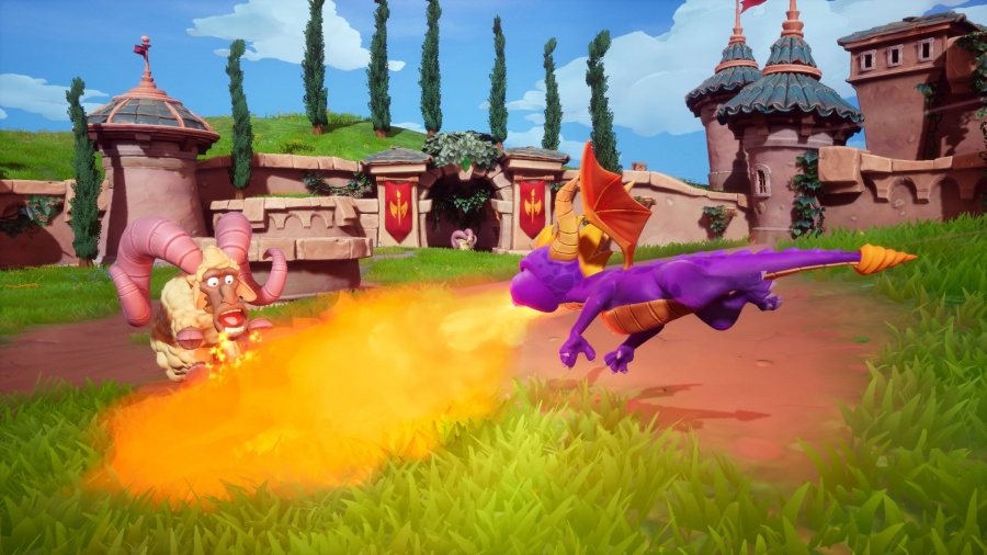 Spyro: Reignited Trilogy Review - Screenshot 3 of 3