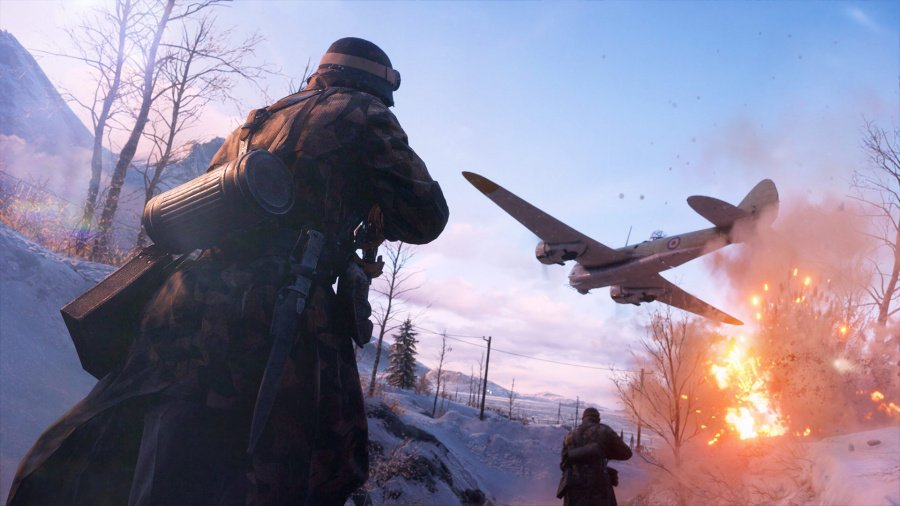 Battlefield V Review - Screenshot 1 of 5