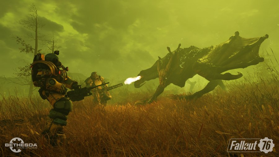 Fallout 76 Review - Screenshot 1 of 6