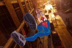 Marvel's Spider-Man: Turf Wars Screenshot