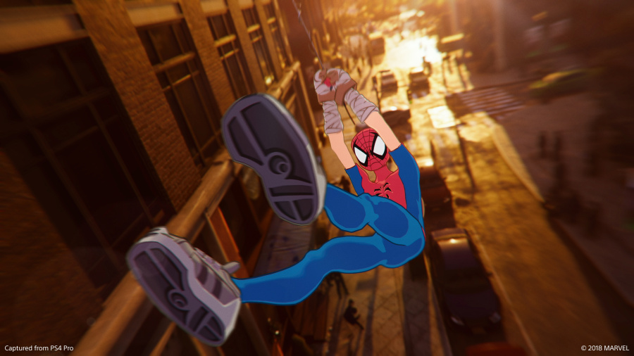 Marvel's Spider-Man: Turf Wars Review - Screenshot 1 of 2