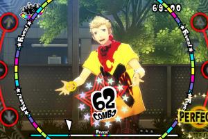 Persona 5: Dancing in Starlight Screenshot