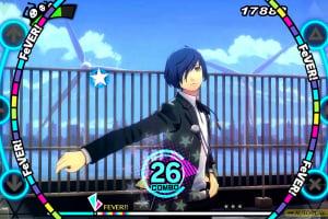 Persona 3: Dancing in Moonlight Screenshot