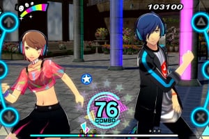 Persona 3: Dancing in Moonlight Screenshot