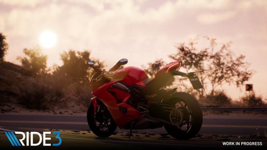 RIDE 3 Review - Screenshot 1 of 2