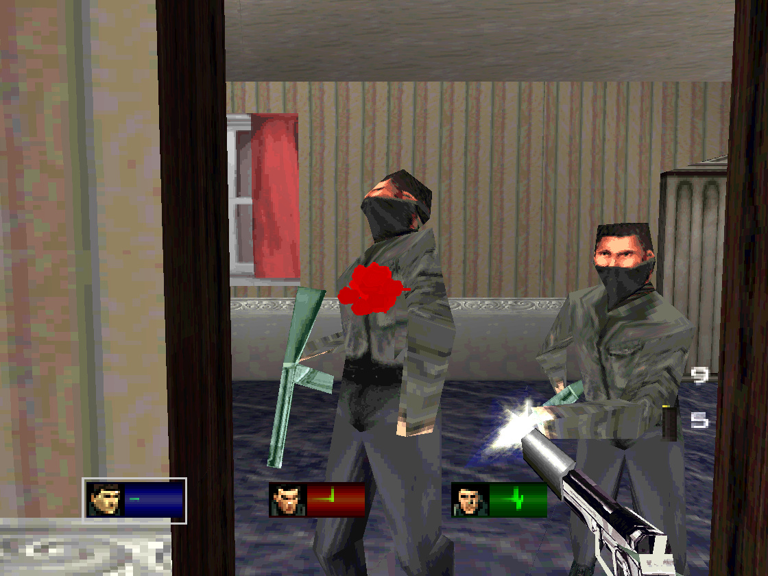 Tom Clancy's Rainbow Six Review (PSone) | Push Square