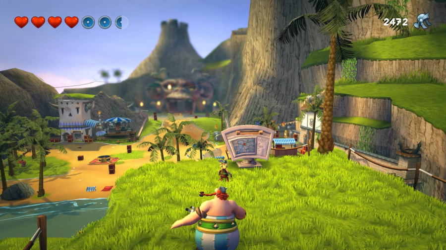 Asterix & Obelix XXL 2: Mission: Las Vegum Review - Screenshot 3 of 3