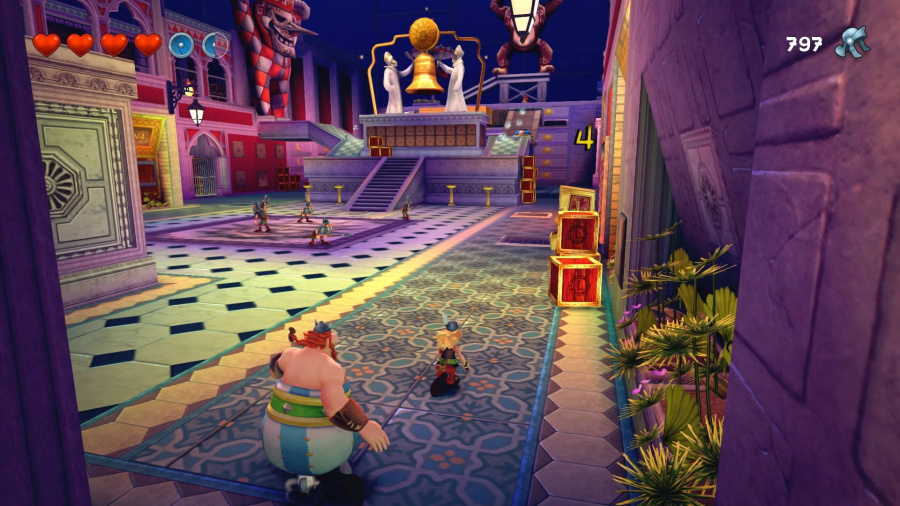 Asterix & Obelix XXL 2: Mission: Las Vegum Review - Screenshot 3 of 3