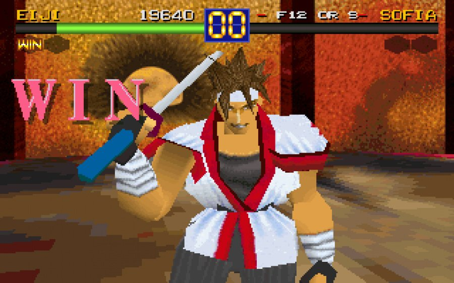 Battle Arena Toshinden Review - Screenshot 2 of 5
