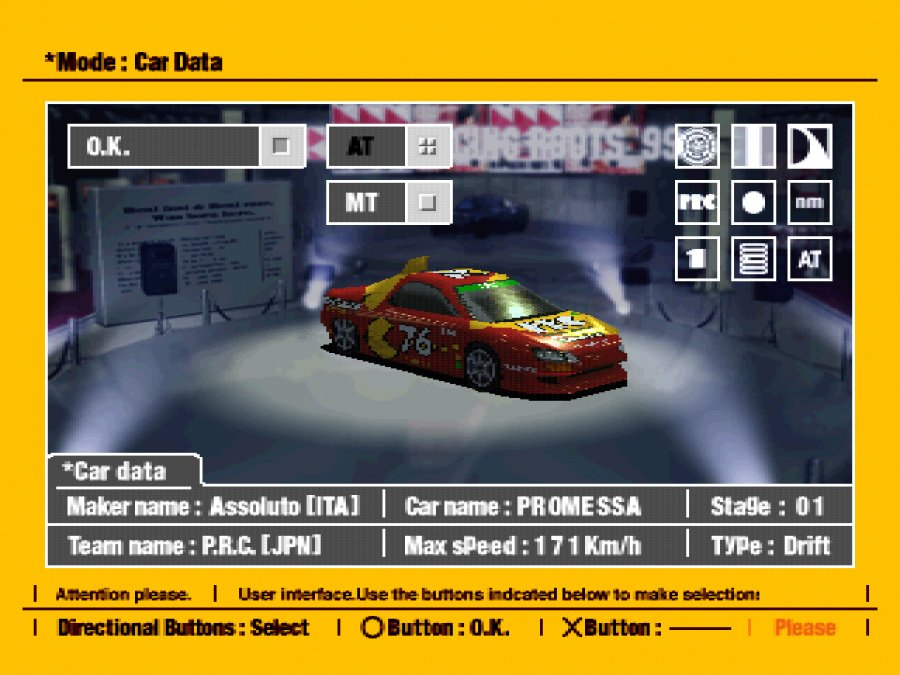Ridge Racer Type 4 Review - Screenshot 2 of 6