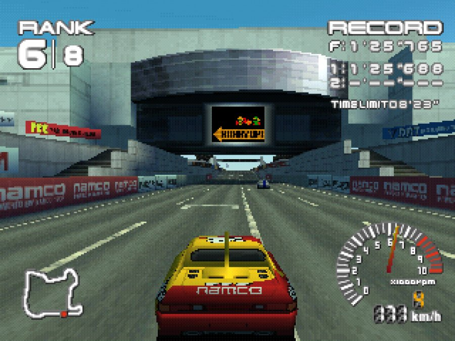 Ridge Racer Type 4 Review - Screenshot 4 of 6