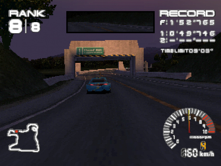 Ridge Racer Type 4 Review - Screenshot 3 of 6