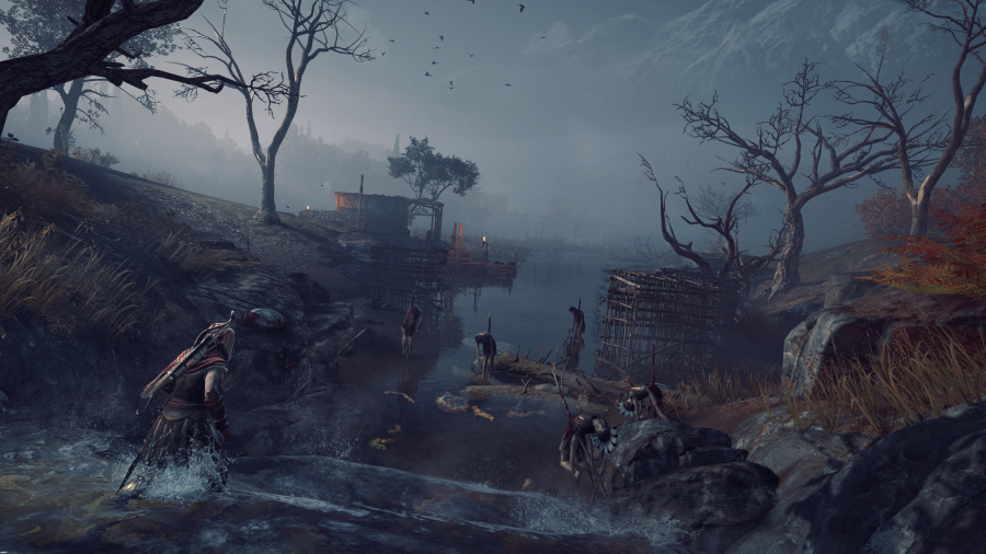 Assassin's Creed Odyssey: Legacy of the First Blade - Episode 1: Hunted Review - Screenshot 2 of 3