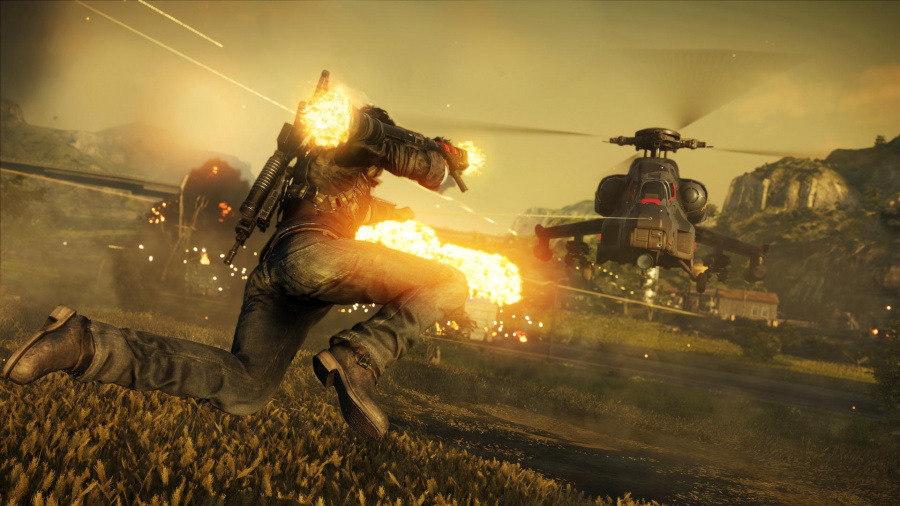 Just Cause 4 Review - Screenshot 1 of 4
