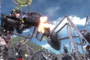 Earth Defense Force 5 Screenshot