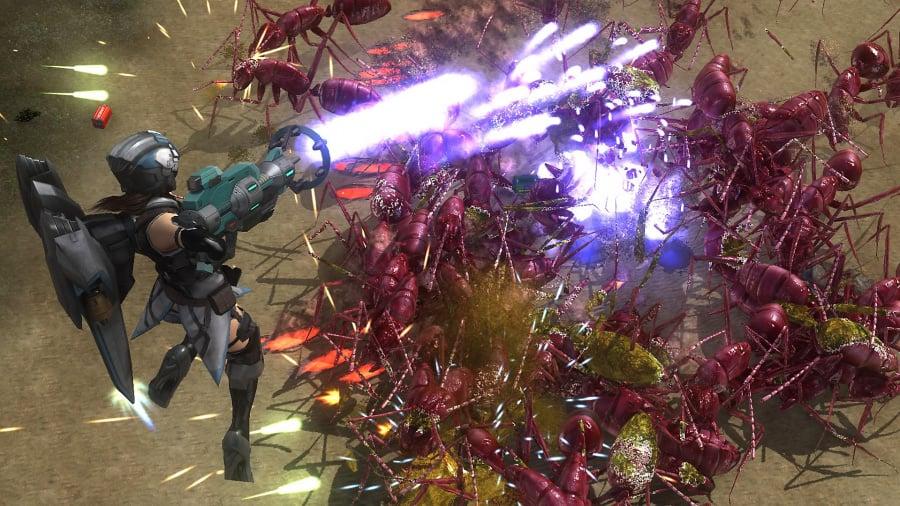 Earth Defense Force 5 Review - Screenshot 1 of 3
