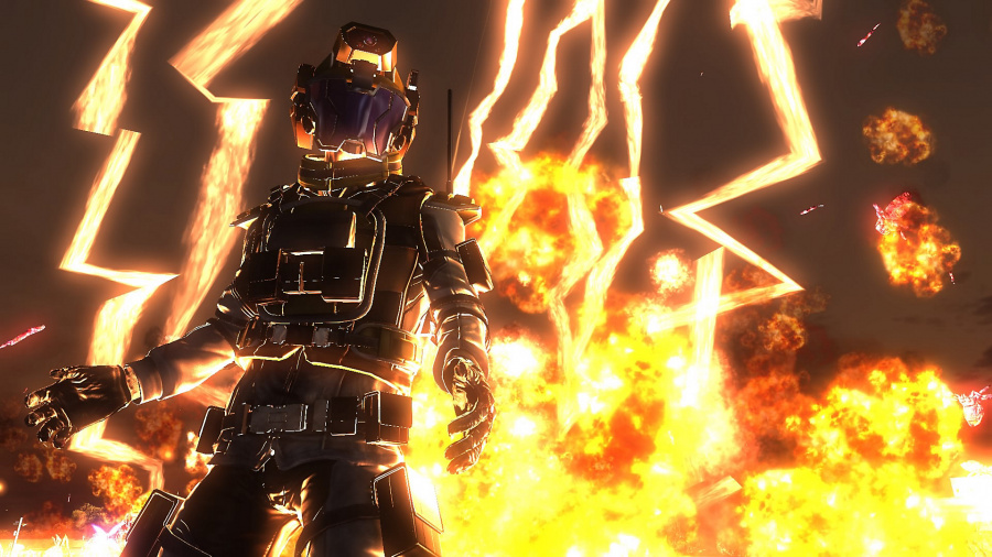 Earth Defense Force 5 Review - Screenshot 3 of 3