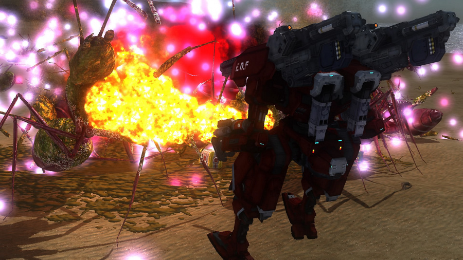 Earth Defense Force 5 Review - Screenshot 2 of 3