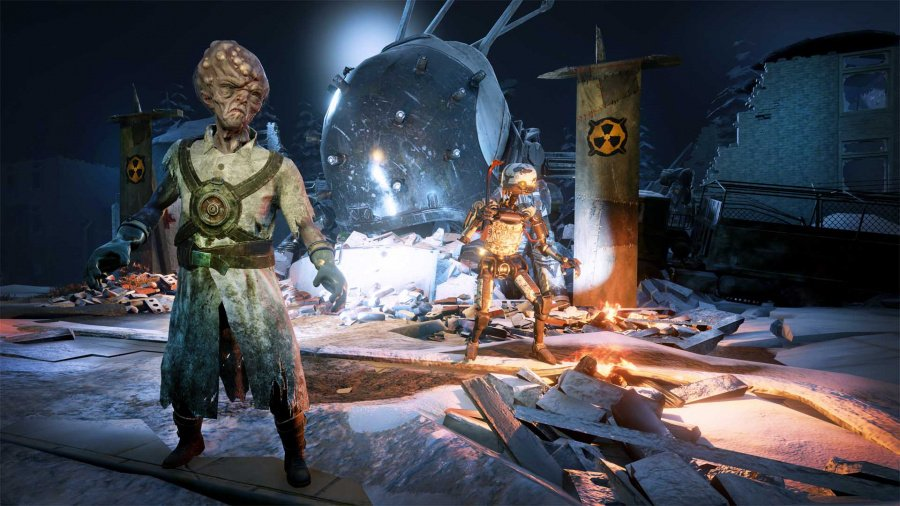 Mutant Year Zero: Road to Eden Review - Screenshot 1 of 5
