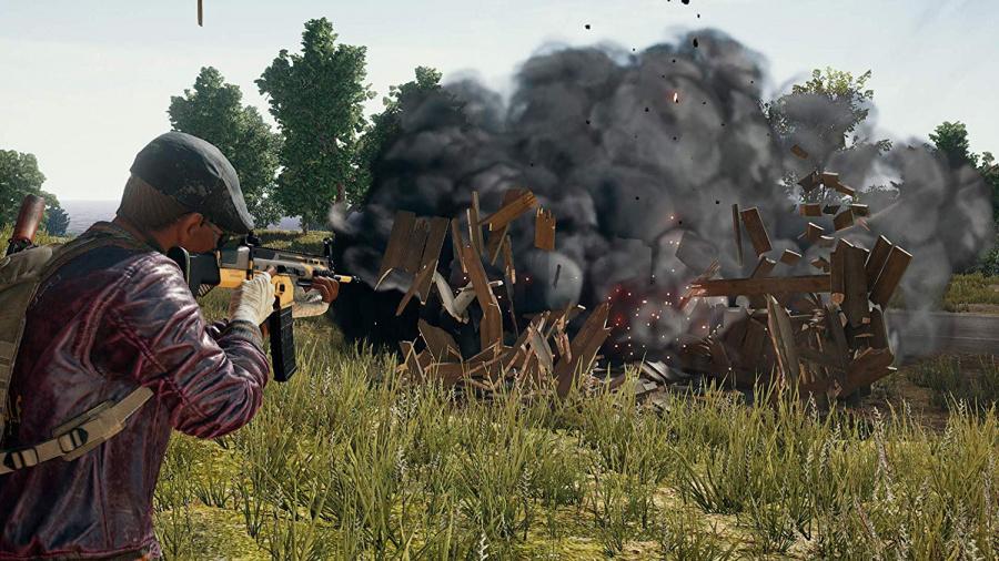 PlayerUnknown's Battlegrounds Review - Screenshot 1 of 4