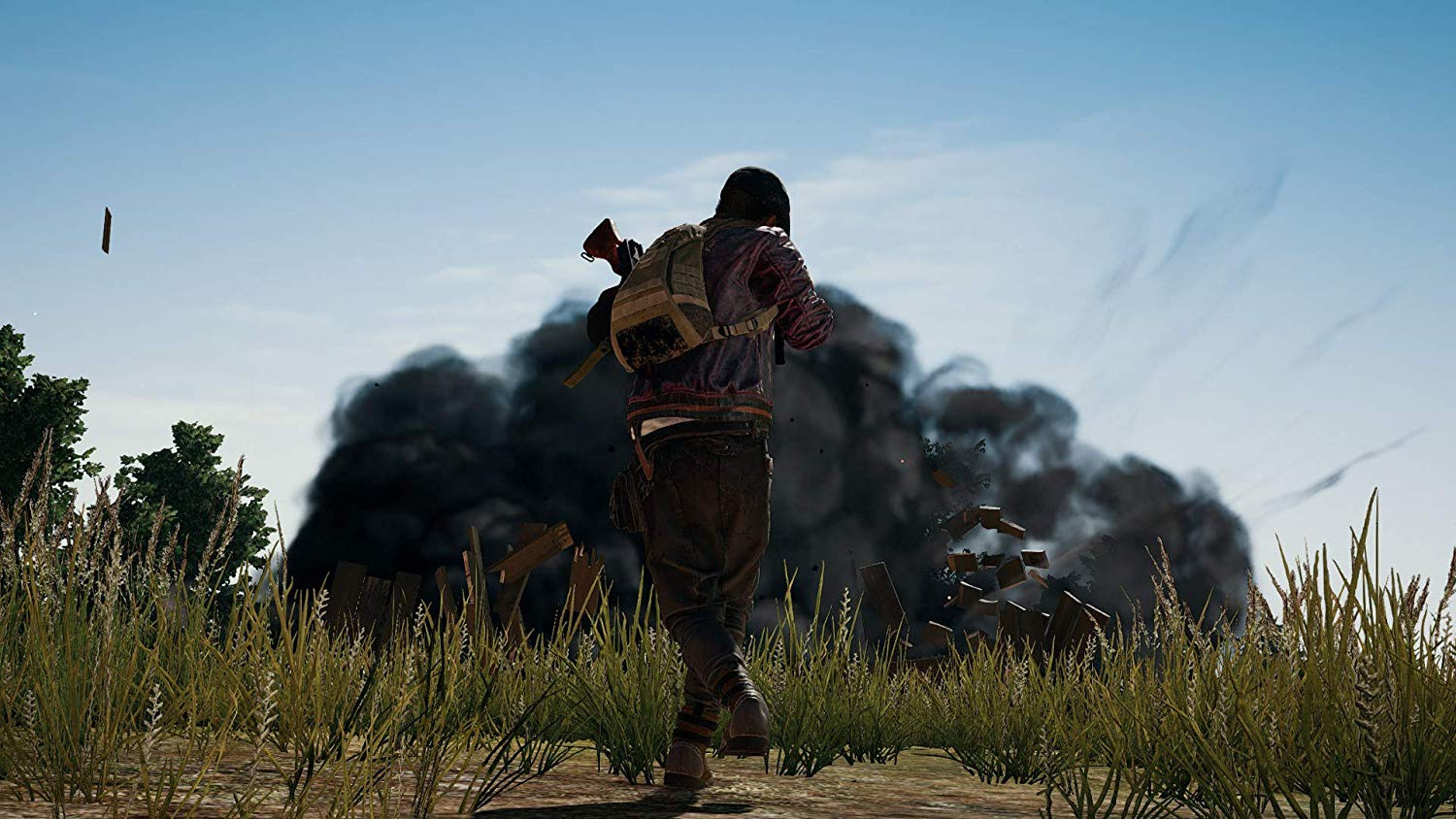 Playerunknown S Battlegrounds Review Ps4 Push Square