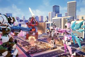 Override: Mech City Brawl Screenshot