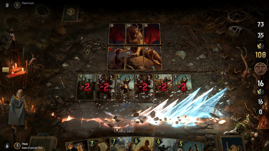 Thronebreaker: The Witcher Tales Review - Screenshot 2 of 5