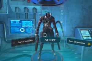 Gungrave VR Screenshot