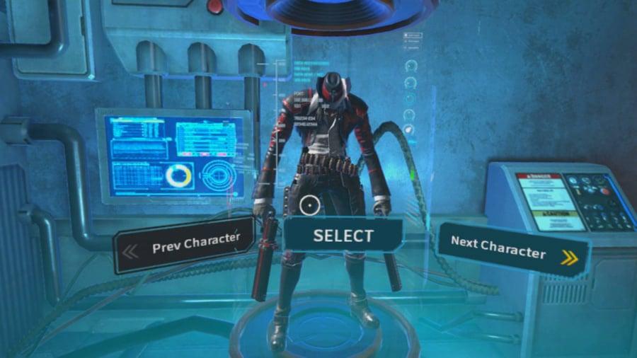 Gungrave VR Review - Screenshot 1 of 3