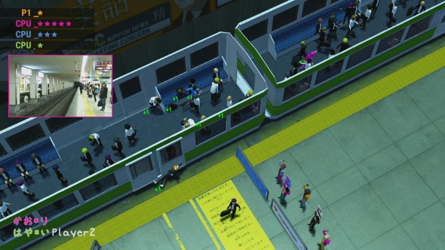 Nippon Marathon Review - Screenshot 2 of 3
