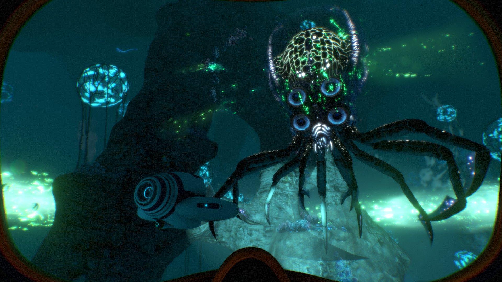 Subnautica Review (PS4) | Push Square