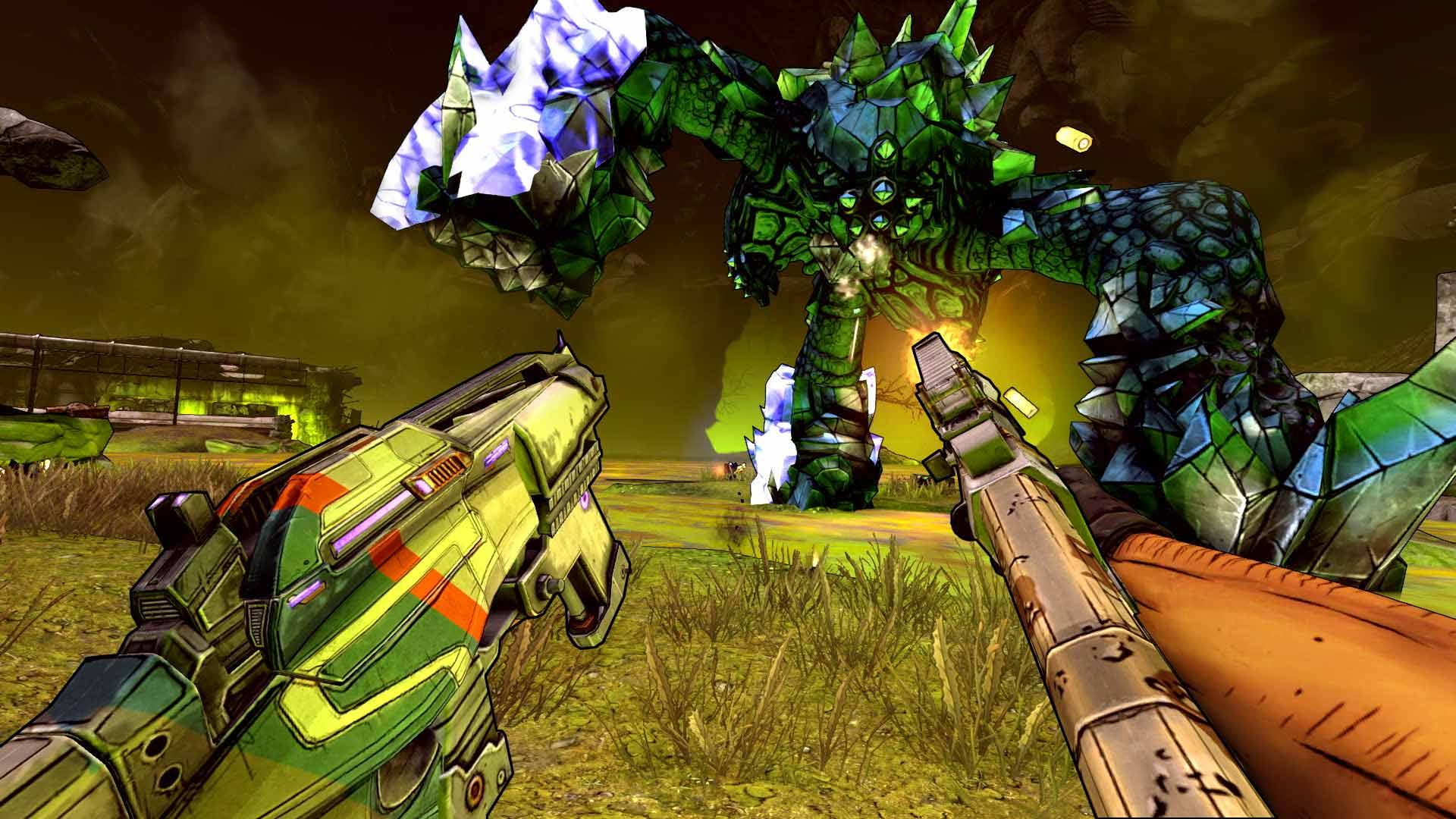 Borderlands 2 VR Out Now on PlayStation VR - 2K