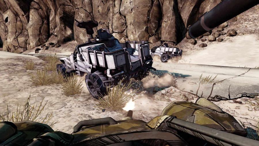 Borderlands 2 VR Review - Screenshot 1 of 3