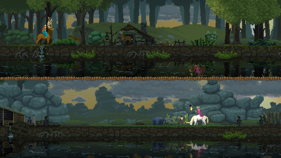 Kingdom Two Crowns Review - Screenshot 1 of 3