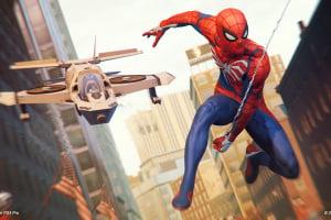 Marvel's Spider-Man: Silver Lining Screenshot