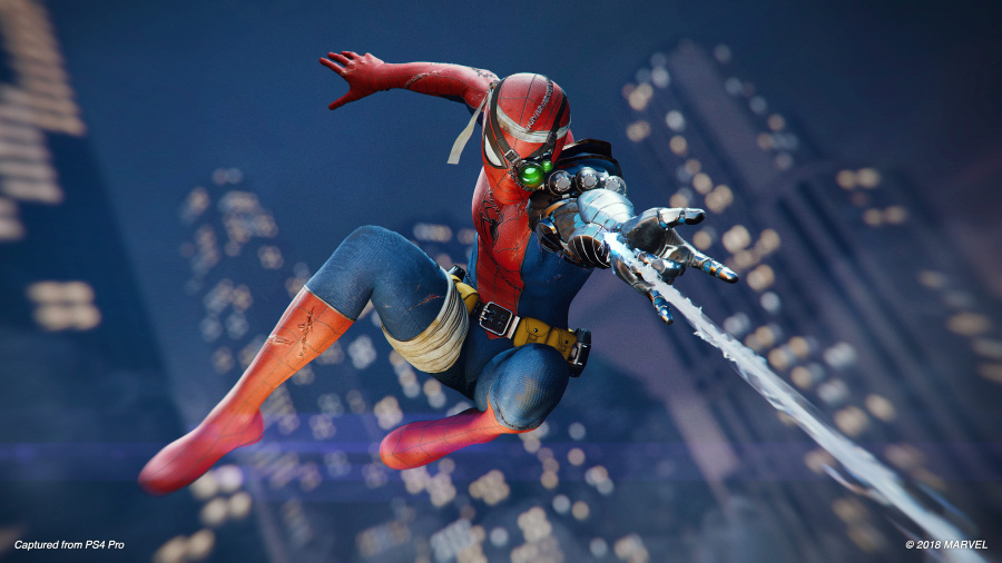 Marvel's Spider-Man: Silver Lining Review - Screenshot 2 of 3