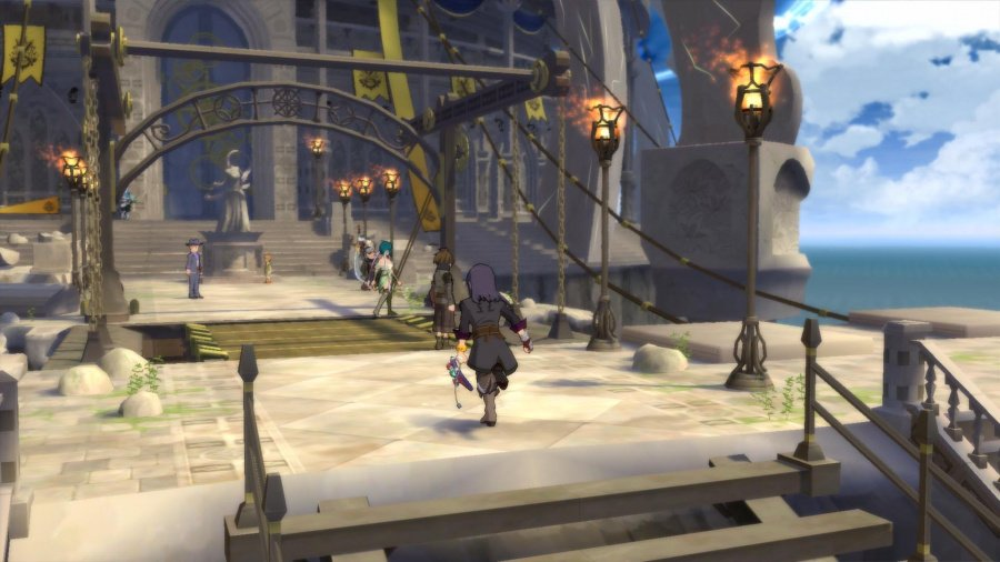 Tales of Vesperia: Definitive Edition Review - Screenshot 3 of 6
