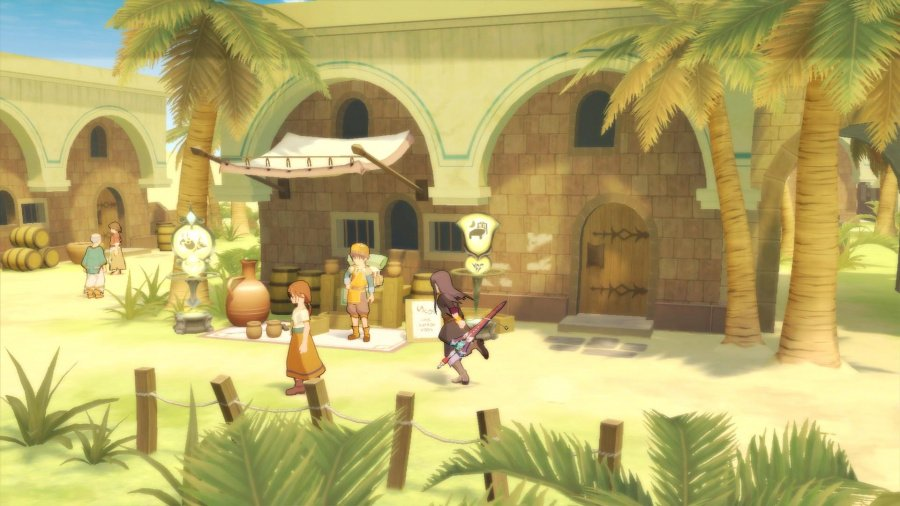 Tales of Vesperia: Definitive Edition Review - Screenshot 2 of 6