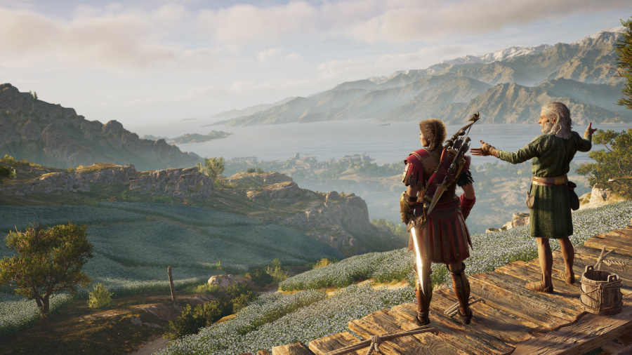 Assassin's Creed Odyssey: Legacy of the First Blade - Episode 2: Shadow Heritage Review - Screenshot 1 of 3