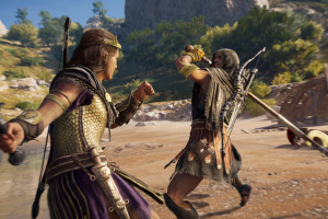 Assassin's Creed Odyssey: Legacy of the First Blade - Episode 2: Shadow Heritage Screenshot