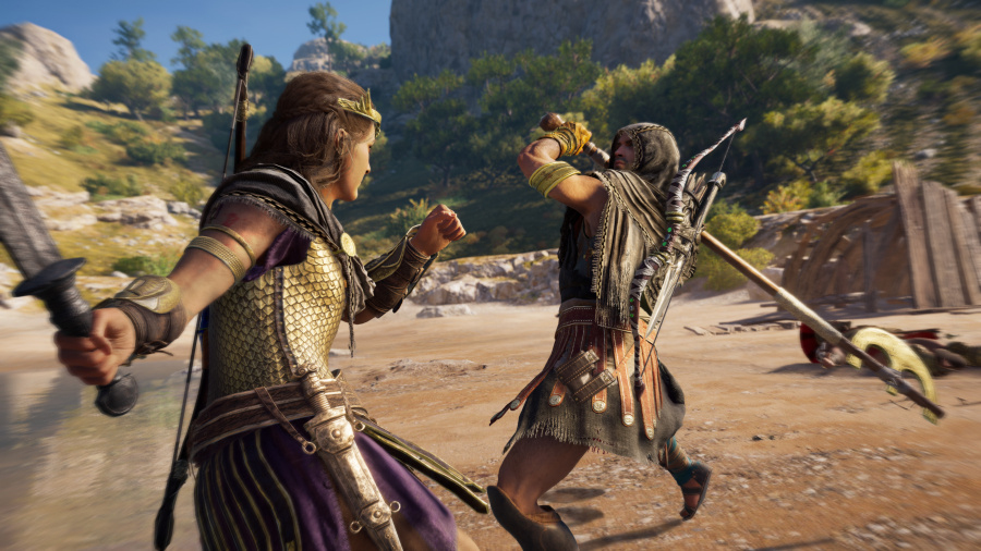Assassin's Creed Odyssey: Legacy of the First Blade - Episode 2: Shadow Heritage Review - Screenshot 3 of 3