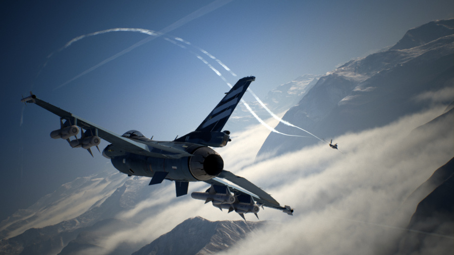 Ace Combat 7: Skies Unknown Review - Screenshot 1 of 4